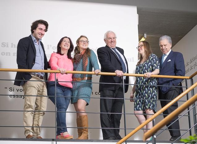 Arnaud Vanderplancke, Pascale Maniet, Allison Vanderplancke, George Vanderplancke, Amandine Vanderplancke, Jacques Maniet