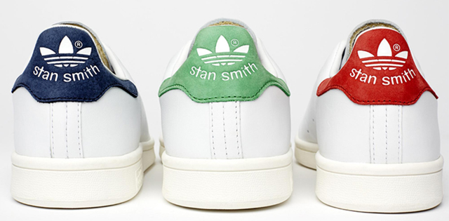 Adidas Stan Smith 3 couleurs